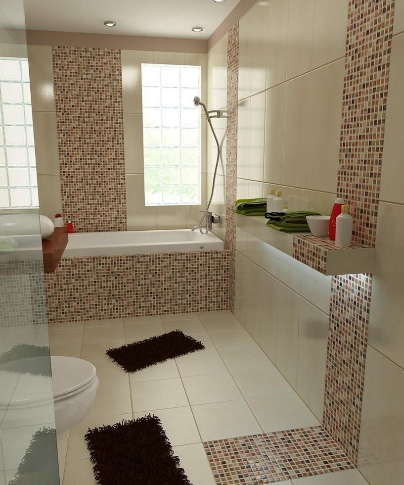Decoración y Afinidades: Baños con paredes marrones