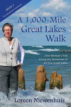 A 1000-MILE GREAT LAKES WALK
