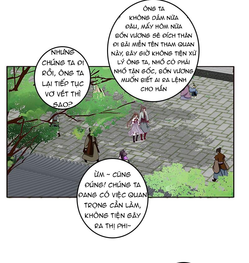 Thông Linh Phi chap 322 - Trang 18