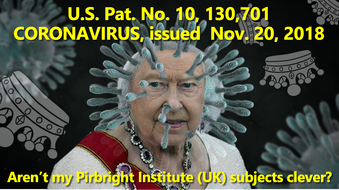 AFI. (Jan. 30, 2020). Coronavirus traced to the British Crown. Americans for Innovation.