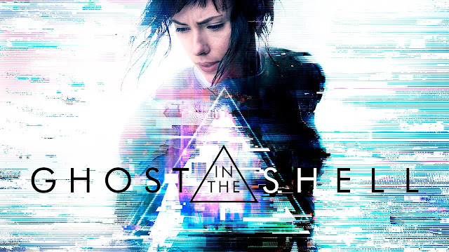 GHOST IN THE SHELL - recenzja filmu