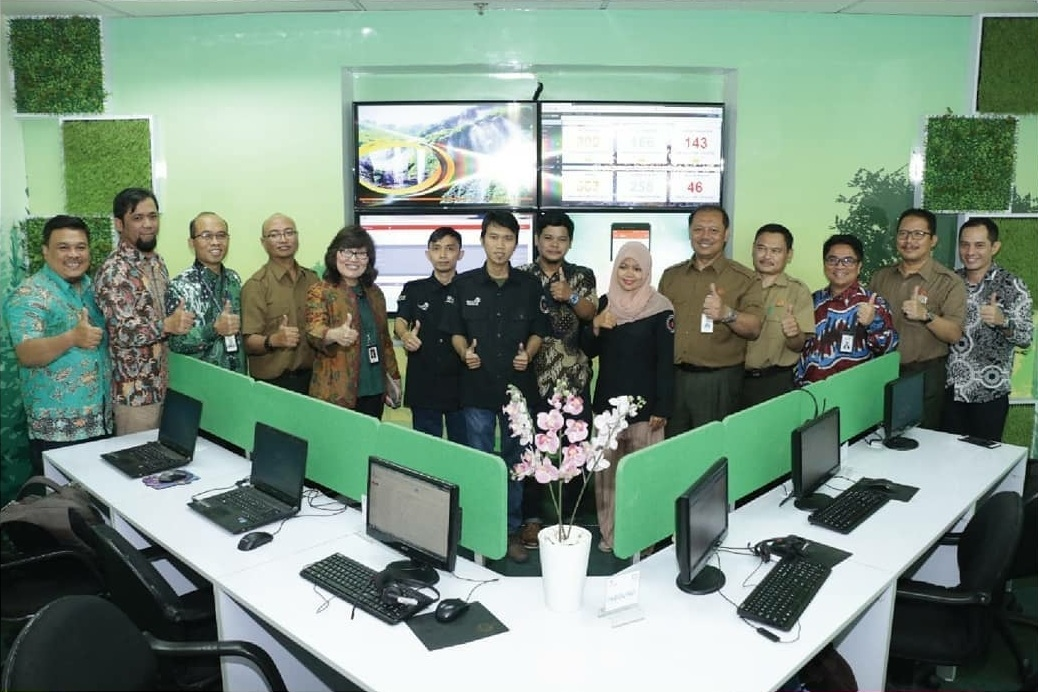 Ruang Call Center
