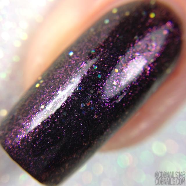 Glisten and Glow-Sparkles & Skulls