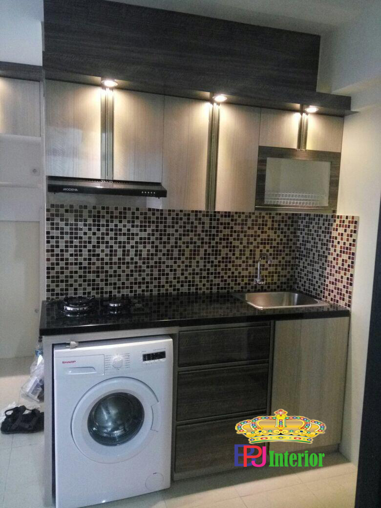 Kitchen set minimalis terbaru 2019