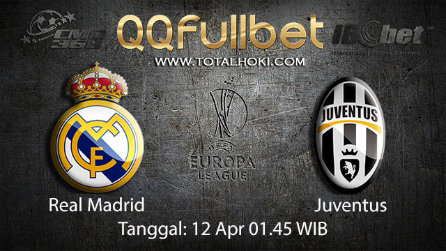 BOLA88 - PREDIKSI TARUHAN BOLA REAL MADRID VS JUVENTUS 12 APRIL 2018 ( UEFA CHAMPIONS LEAGUE )