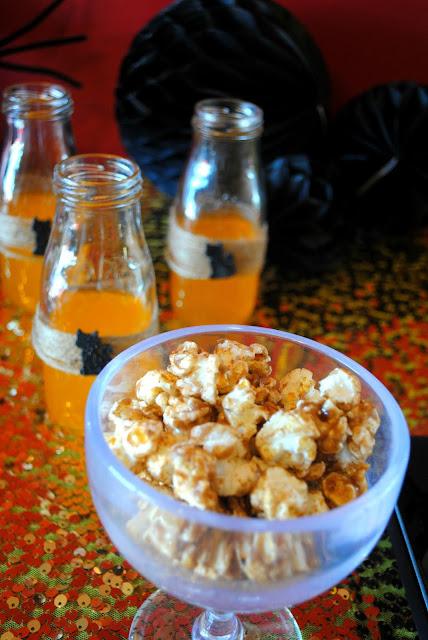 Halloween-pumpkin-treats-poplandia- popcorn- pumpkin -spice-popcorn