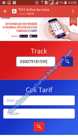 Cara Cek No Resi Lazada Express LEX ID Tiki JNE DLL Terbaru