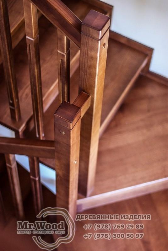 Вертикальный модуль для лестницы купить в Севастополе