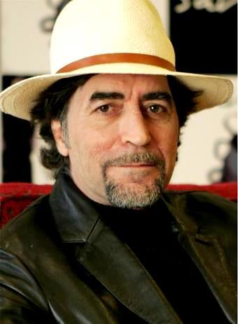 Foto de Joaquín Sabina con sombrero
