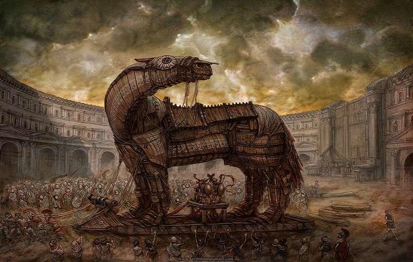 A Guerra de Tróia: Real ou Mito?