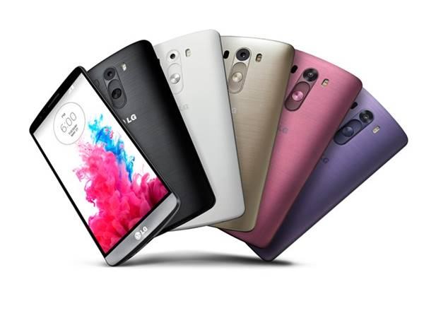 LG G3 é o celular lançado em 2014 pela companhia