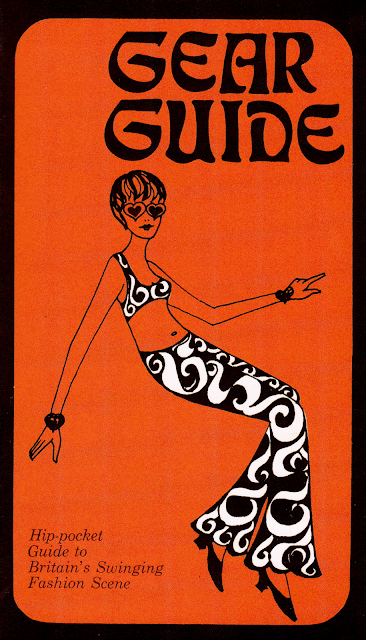 Sweet Jane blog, 1960s Fashion Book
