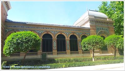 Madrid; Viagem Europa; Turismo na Espanha; Parque del Retiro; Palácio de Velázquez