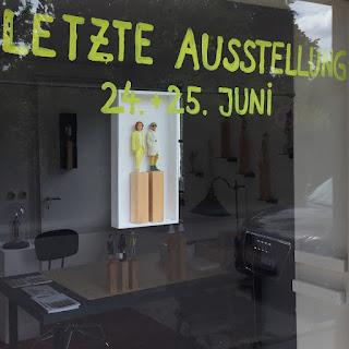 Das Atelier von Katharina Ranftl in Schondorf am Ammersee