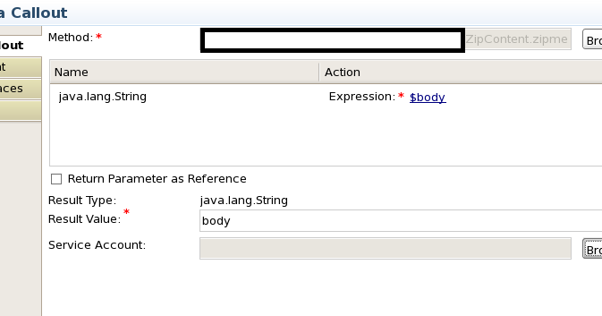 SOA and More: How to zip/base64 string response on Oracle Service Bus