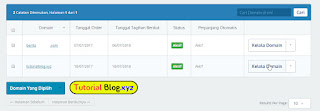 Cara Mengganti Blogspot.com dengan Domain tld (Costum Domain)