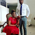 Van Vicker & Juliet Ibrahim On First Movie set In 2017 at Monrovia in Liberia