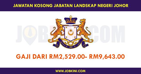 Jabatan Landskap Negeri Johor
