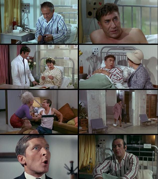 Carry On Doctor 1967 Dual Audio Hindi 480p WEB-DL