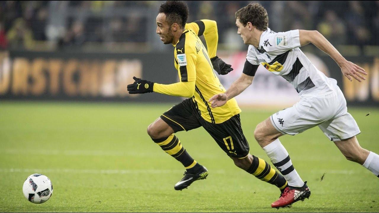 Dortmund vs Monchengladbach EN VIVO por la Bundesliga
