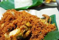 Menu Masakan Indonesia Resep Ayam Goreng Kremes