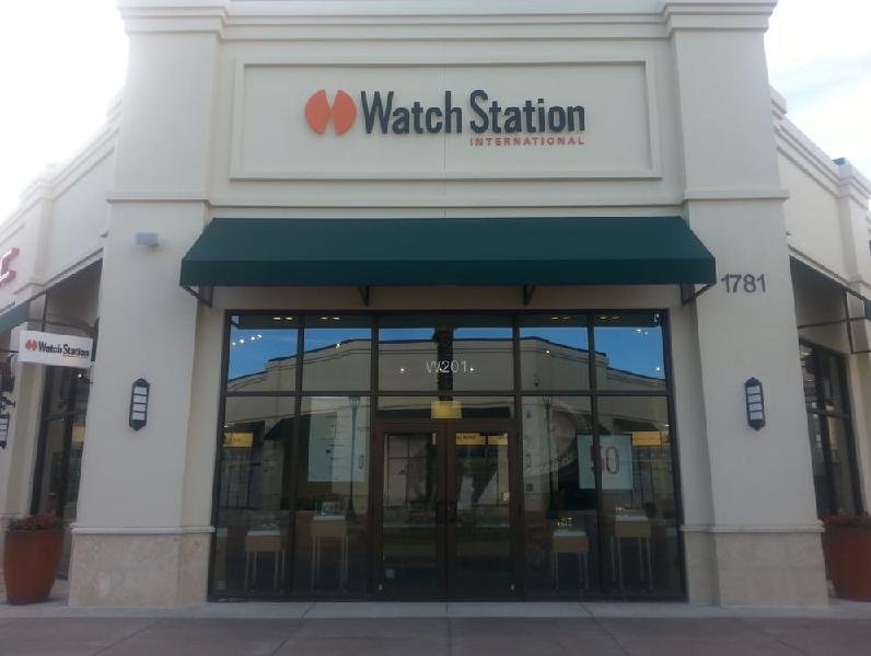 ba149e32347 Comprar relógios na Watch Station em Miami