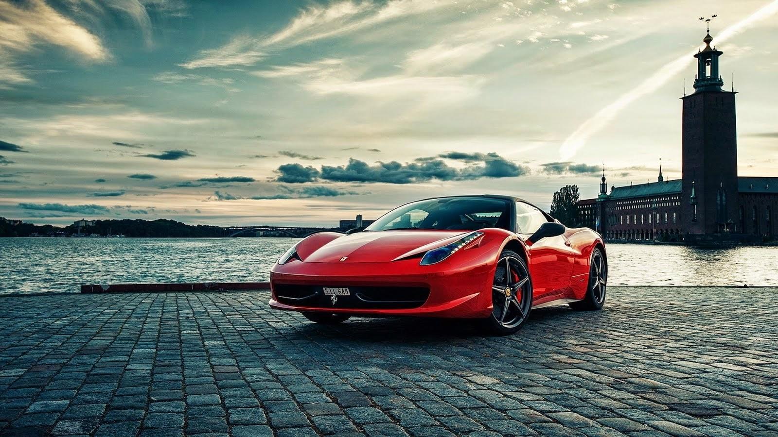 Koleksi Wallpaper Mobil Ferrari Gasebo Wallpaper