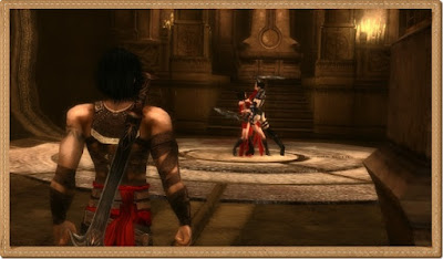 Prince of Persia Warrior Within PC Games Gameplay