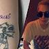 Lady Gaga muestra el proceso de su nuevo tatuaje