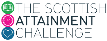 The Scottish Attainment Challenge Logo