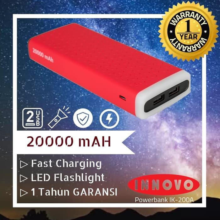 #Tokopedia - Promo Powerbank Tipe 20000maH Rekomenden & Paling Laris