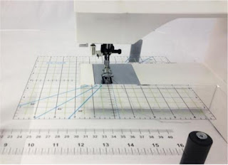 Universal grid for Sew Steady table