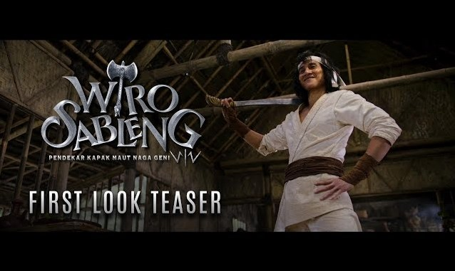 Film Wiro Sableng Akan Dirilis Tahun 2018, Ini Treaser Pertamanya
