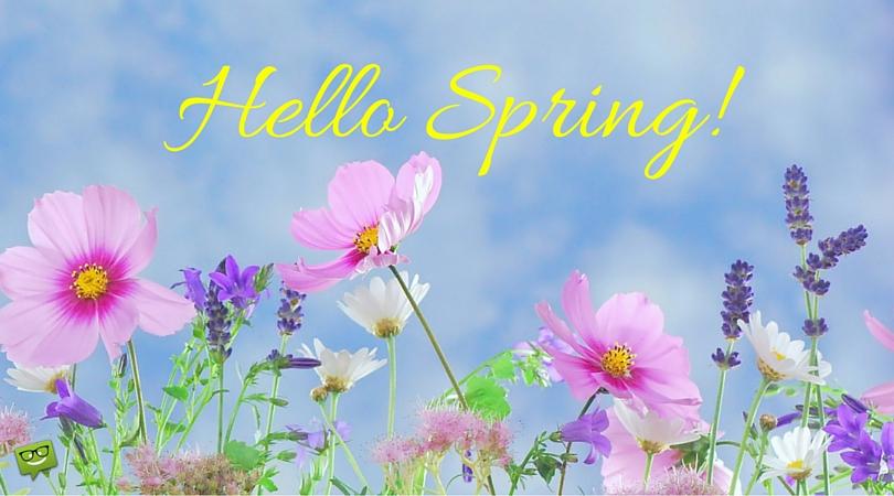 cuttlebug mania welcome spring