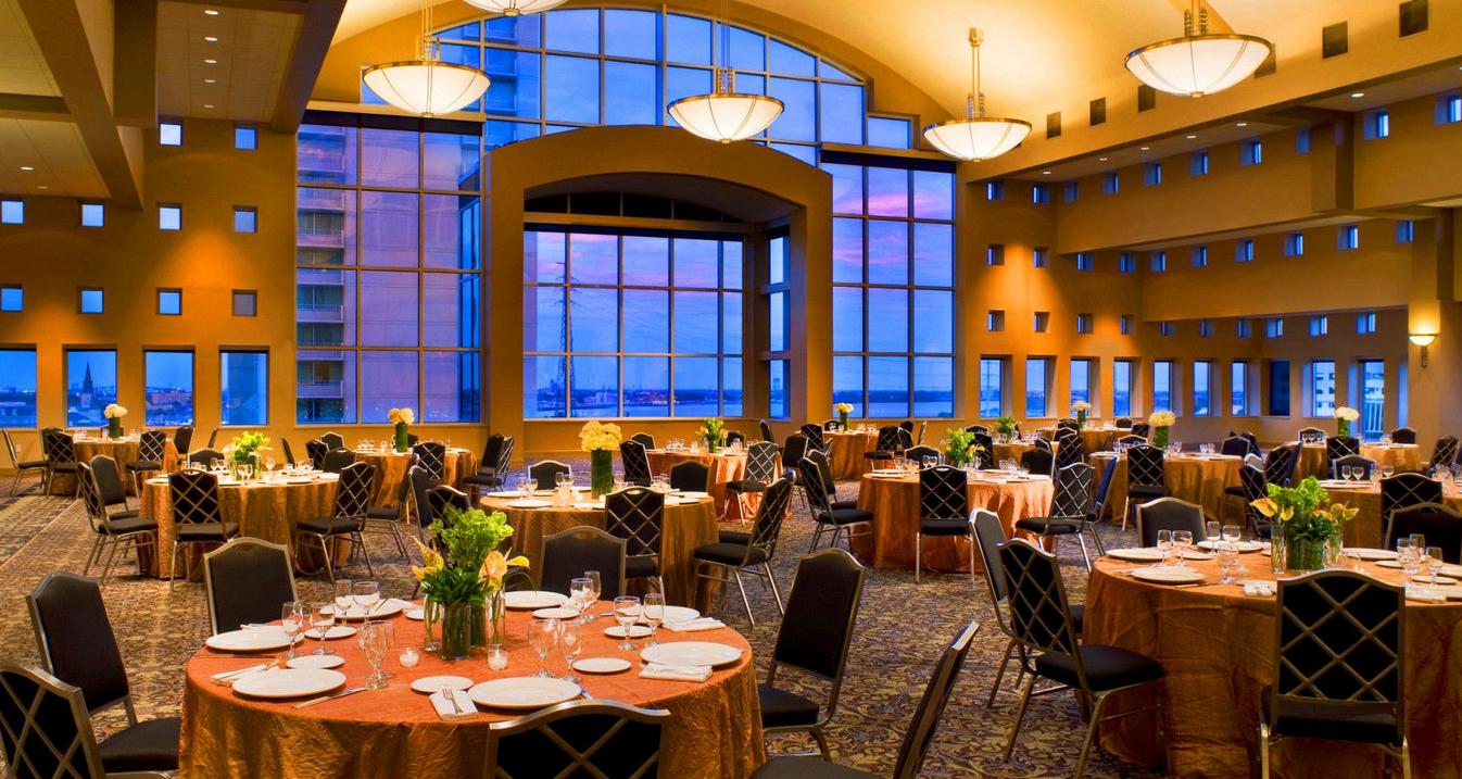 Sheraton Hotel New Orleans Wedding Venue
