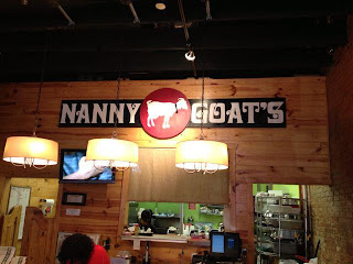 Nanny Goat's Cafe Restaurant Impossible