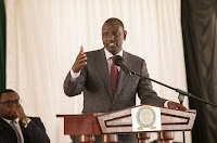 1 - This whole dams scandal is a manufactured lie! RUTO takes a stand and defends corruption in front of UHURU! Should the President drop this man?