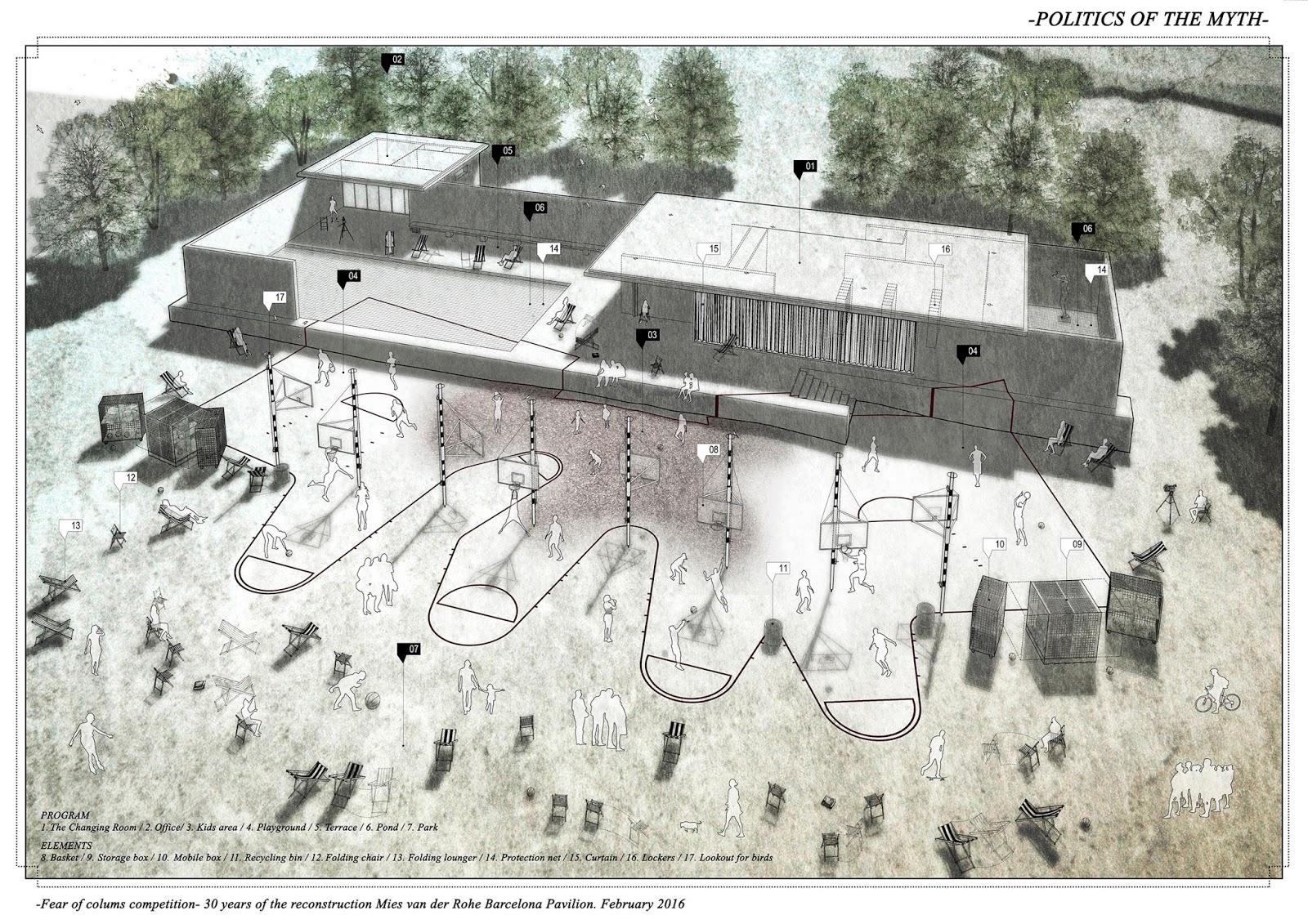 Madc works 2016 third prize mies van der rohe foundation - Fondation mies van der rohe ...