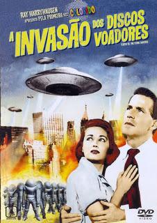 A Invasão dos Discos Voadores Dublado Online