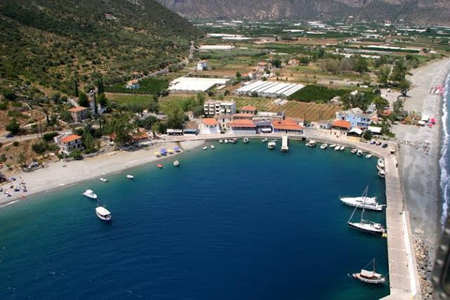 Τατούλης: 5,6 εκατομμύρια ευρώ από την Περιφέρεια για το λιμάνι του Λεωνιδίου