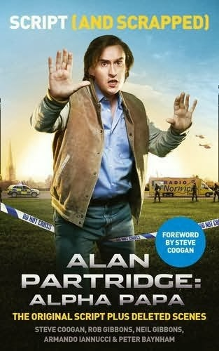 Alan Partridge: Alpha Papa – Dublado (2013)