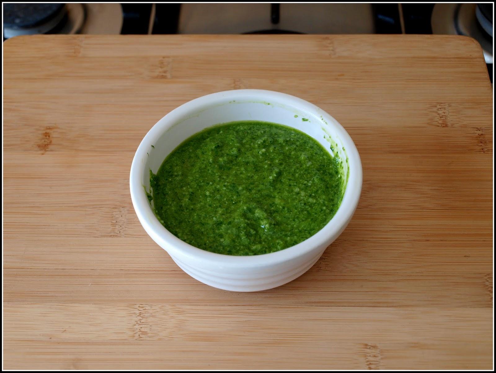 Mark's Veg Plot: Wild Garlic Pesto