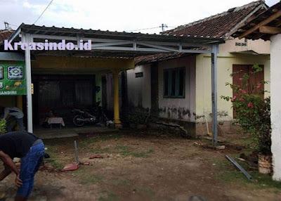 Jasa Canopy Baja Ringan di Cirebon dan sekitarnya