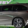 2017 Detroit Auto Show Preview : The 2018 Honda Odyssey