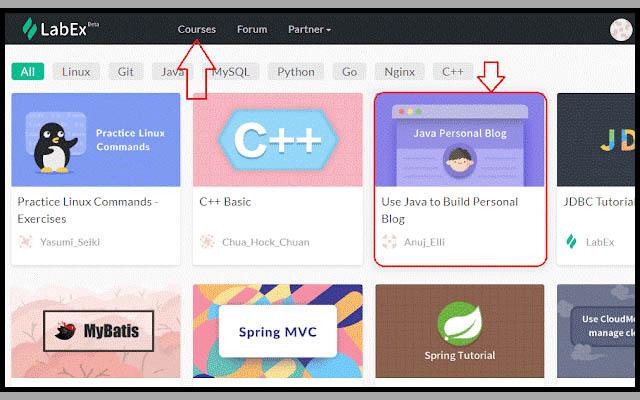 جرّب هذا الموقع الرائع لتعلم البرمجة وأستخدام اللينكس وغيرها من الأشياء الأخرى على متصفحك مباشرة