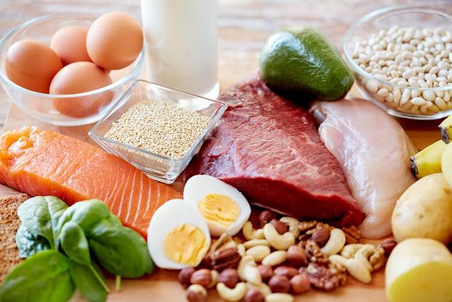 makanan tinggi protein