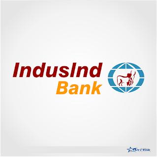 IndusInd Bank Logo Vector cdr Download