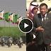 Watch: President Duterte, mainit na sinalubong ni King Salman sa Saudi Arabia
