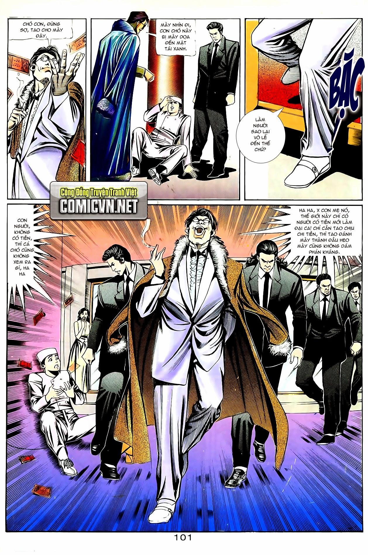 Người Trong Giang Hồ chapter 83: tiêu diệt rồng qua sông trang 24
