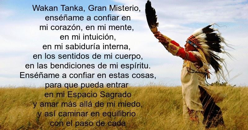 Oración Lakota